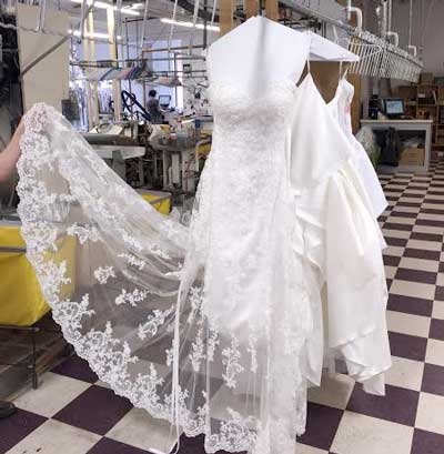 Wedding gown 1 for Where to dry clean wedding dress