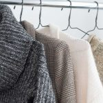 sweaters dry clean