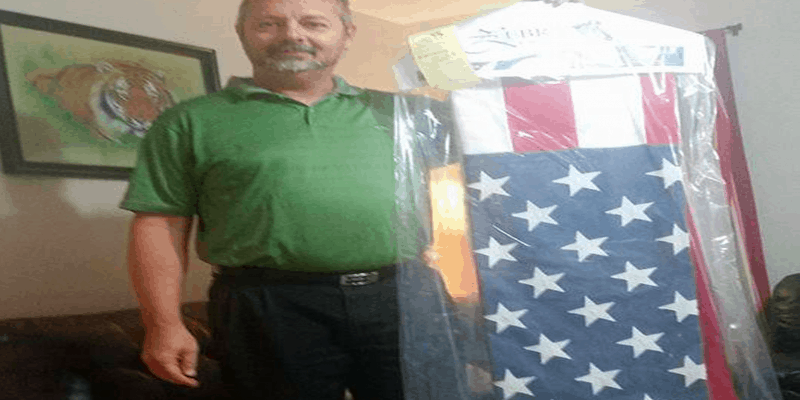 flag dry cleaning